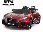 Электромобиль Harley Bella Mercedes-Benz GT R 4x4 MP4 - HL289-RED-PAINT-4WD-MP4