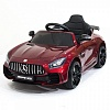 Детский электромобиль Mercedes Benz AMG GT R 2.4G - Red - HL288-RED-PAINT