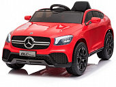 Детский электромобиль Mercedes-Benz Concept GLC Coupe 12V - BBH-0008-RED